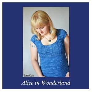 Alice in Wonderland KAL