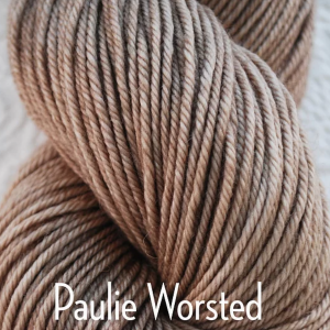 Paulie Worsted