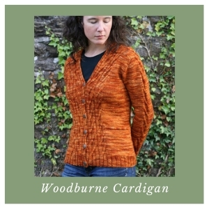 Woodburne Cardigan KAL