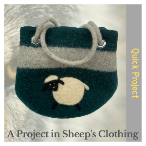 A Project in Sheep's Clothing KAL