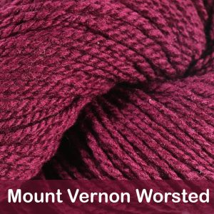 Mount Vernon Worsted